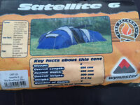 Wynnster satellite 6 tent