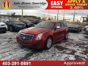 2010 Cadillac CTS Wagon 3.0L Luxury AWD