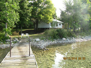 Waterfront Cottage Rentals on Manitoulin Island July 30-Aug 6