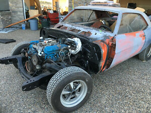 1969 Firebird Project Car
