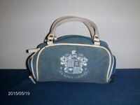 VINTAGE CORDOROY POINT ZERO LADIES HANDBAG-PURSE-UNIQUE!