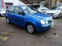 2003 Volkswagen Polo 1.4 TDI S 5dr (a/c) FULL SERVICE HIS INC CAM-BELT