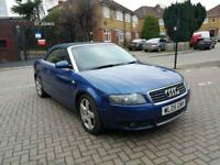Audi A4 Cabriolet 1.8T 2005 Sport
