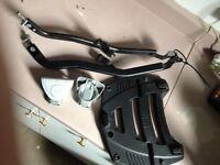 Givi top case support brackets