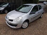 Renault Clio 1.6 VVT ( 111bhp ) Expression, History & Long Mot,HpiAccident Clear