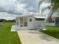 Trailer For Sale in 50+ Resort in Zephyrhills FL