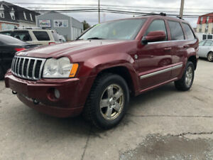 2007 Jeep Grand Cherokee Overland DIESEL-X2 set of tires,NEW MVI