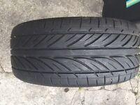 "1x 17"" Hankook car tyre (225-45-17)"