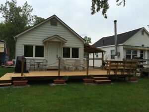 ***NEW PRICE*** Small House/Cottage waterfront park and dock