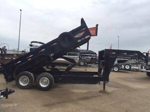 G/N used 14' dump - Priced to sell