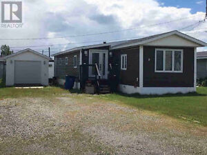 Mobile home for sale in Cochrane Ontario