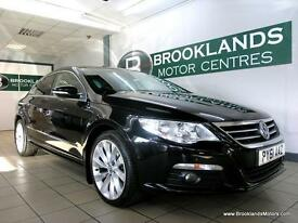 Volkswagen Passat CC 2.0 TDI GT 170PS DSG Auto [5X SERVICES, SAT NAV, LEATHER an