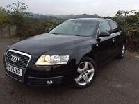 Audi A6 2.0 d mot 27/March/17