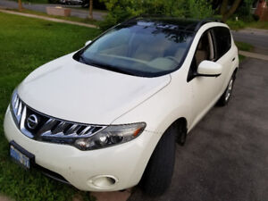 2009 NISSAN MURANO EMISSION TESTED