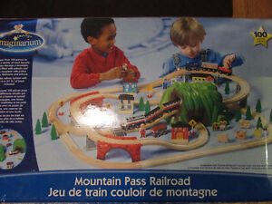Mountain Pass Railroad and an additional railroad set (see se