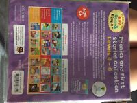 Read write phonics biff and chip Oxford learning tree
