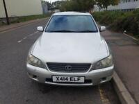Lexus IS 200 2.0 ( Lexus Navigator ) AUTOMATIC SE STUNNING. BRILLIANT AUTO