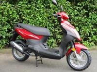 SYM SYMPLY 50 SCOOTER, 2018 BIKES AT 1399.00