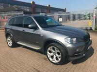 ***BMW X5 3.0 D AERO KIT•SATNAV•REAR TV's•EXTRAS•ALLOYS***