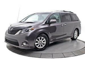 2013 Toyota Sienna V6 SE MAGS FOGS