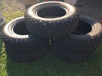 Jeep Rubicon Off-road Tires