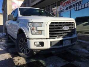 2017 Ford F-150 Sport Crew Cab- 302A Package with Navigation