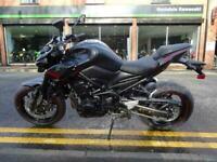 Kawasaki 2020 Z900 Super naked machine £8899