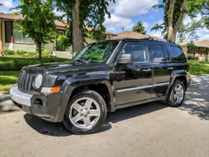 2008 Jeep Patriot limited 4X4 5 Speed