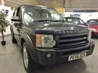 2006 56 LandRover Discovery HSE,7 Seater,Sat Nav