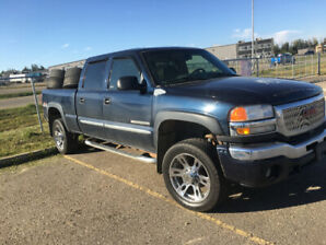 2007 GMC 2500HD, 8.1 litre, Alison auto, full load
