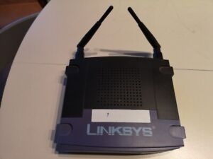 ROUTER LINKSYS 2.4 GHz 802.11g
