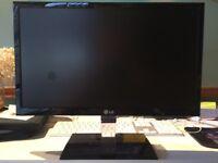 "20"" LG HD Monitor"