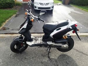 Scooter PGO - PMX naked