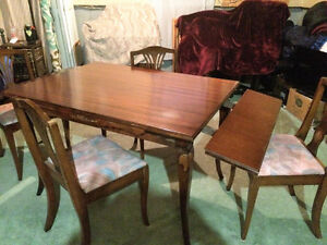 10 piece dining room suite - 1930s Peterborough Peterborough Area image 2