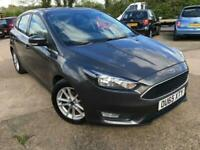 2015 Ford Focus 1.0 EcoBoost 125 Zetec Manual Grey Full Ford History £20 Tax