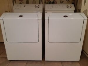 DEAL!  MATCHING MAYTAG WASHER & DRYER