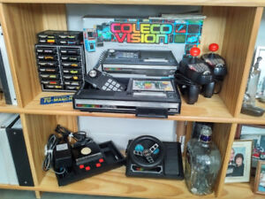 Colecovision system