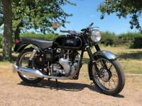 Velocette Mss. Classic British Motorcycle