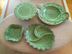 Baroque Tuscan Italian Ceramic Dinnerware Collection by INTRADA West Island Greater Montréal image 1