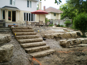 Free Estimates on Garden/Retaining Walls Sarnia Sarnia Area image 10