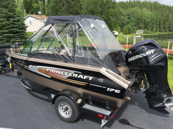 Used 2011 Princecraft 176 Platinum