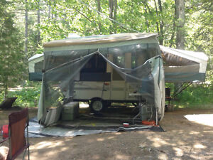 18 foot Flagstaff Classic Trailer for sale - $ 3500.00