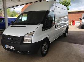 2013 FORD TRANSIT 125 T350 FWD Very Clean Van