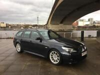 2007 BMW 5 Series 2.0 520d M Sport Touring 5dr