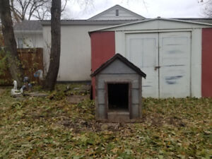 HEATED DOG HOUSE FOR SALE
