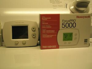2 Thermostats- One Non Programmable & Mechanical