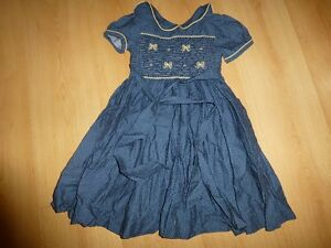 Robe chic fille 3 ans