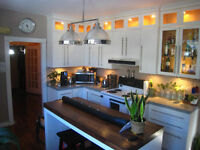 Heat & Hot Water Incl. Large Sunny BDRM in 3BDRM House Sept. 1!