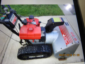 snow machine blower