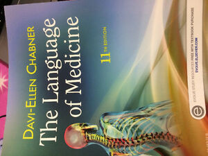 THE LANGUAGE OF MEDICINE (11th edition)